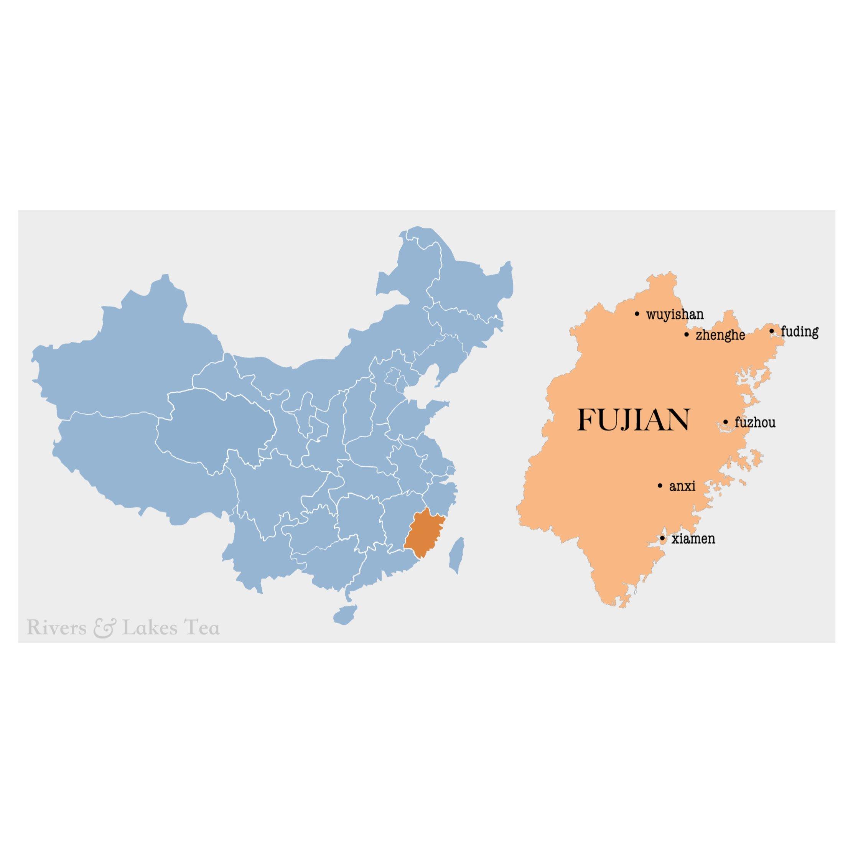 Fujianmap
